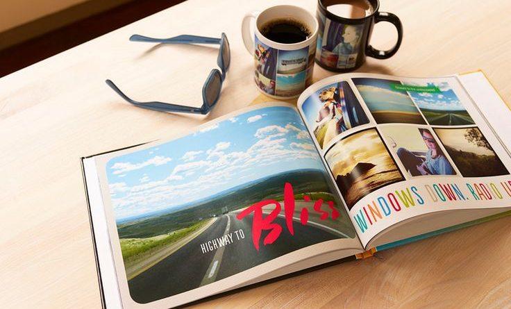Mẫu sách ảnh siêu đẹp dành cho bạn