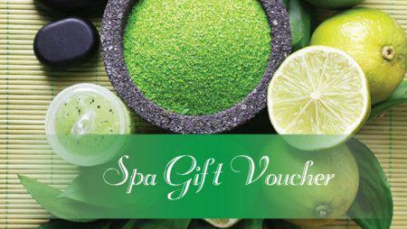 In voucher Spa – in gift certificate cho Spa chuẩn đẹp tại TPHCM