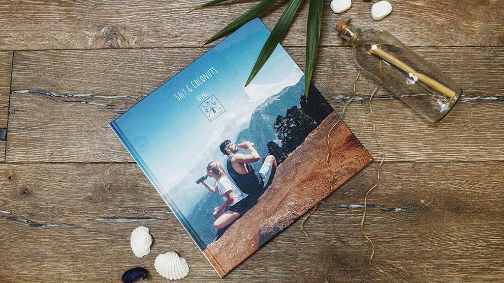 Bìa photobook là thú thu hút và tạo cảm hứng đầu tiên cho chúng ta