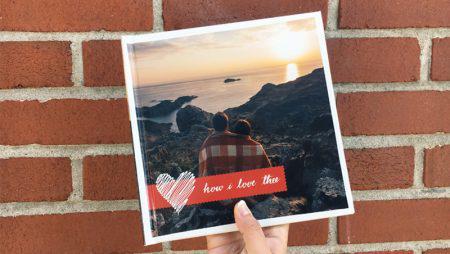 Thiết kế sách ảnh – 5 mẹo khi thêm văn bản vào photobook