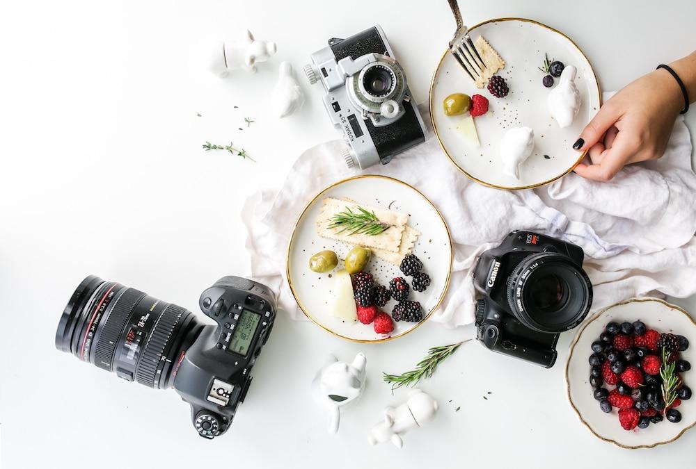 Một ý tưởng làm photobook thú vị dành cho người đam mê nấu ăn