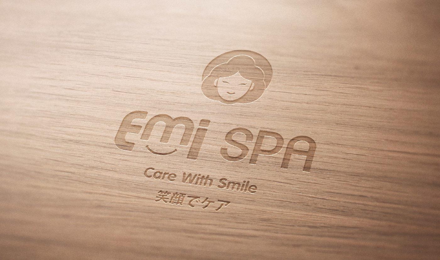 Thiết kế thương hiệu spa - Emi