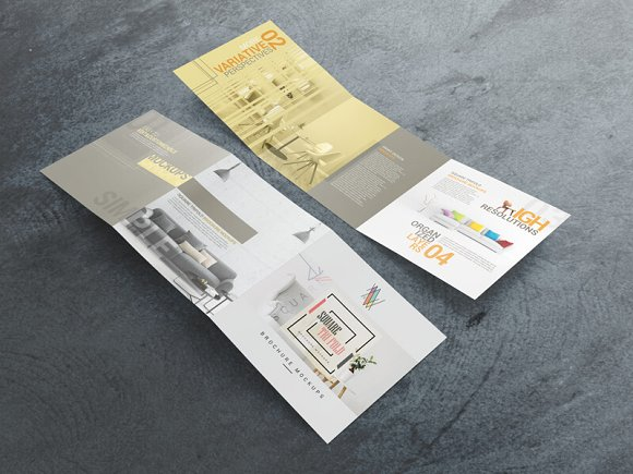 Thiết kế brochure bất động sản