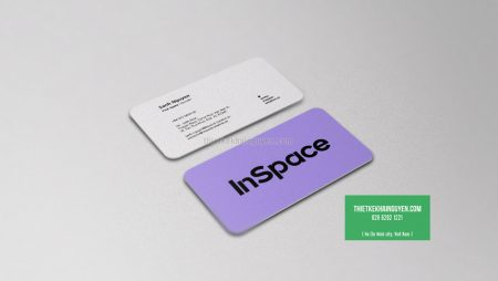 Địa chỉ in name card nhựa chất lượng cao tại TPHCM