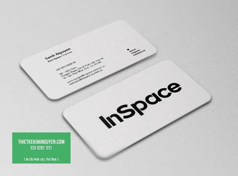 Chọn font chữ card visit nên đúng với phong cách thương hiệu