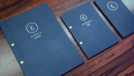 Kích thước menu bìa da – thực đơn bìa da tiết kiệm nhất.