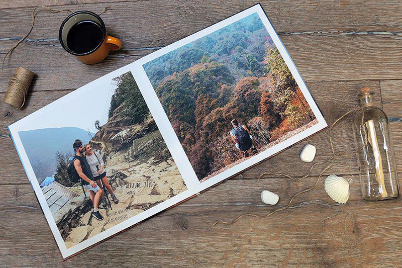 Lựa chọn những hình ảnh tốt nhất cho cuốn photobook