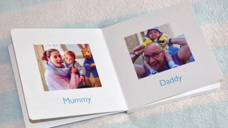 8 Mẫu photobook gia đình siêu đẹp khơi nguồn cảm hứng cho bạn