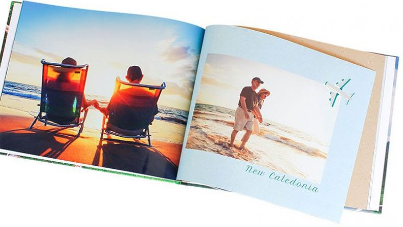 Mẫu photobook tạp chí