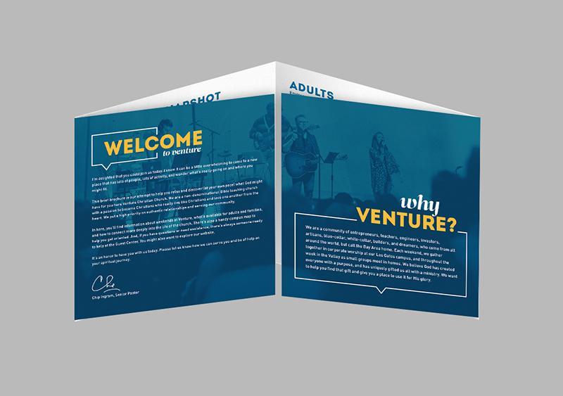 Kiểu gấp brochure - Double Gate Fold