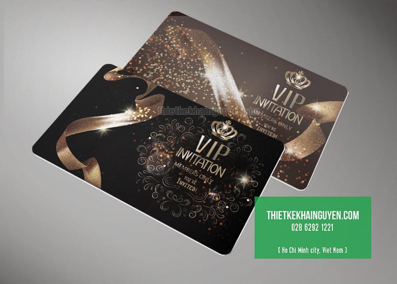 VIP CARD - MEMBER CARD sang trọng