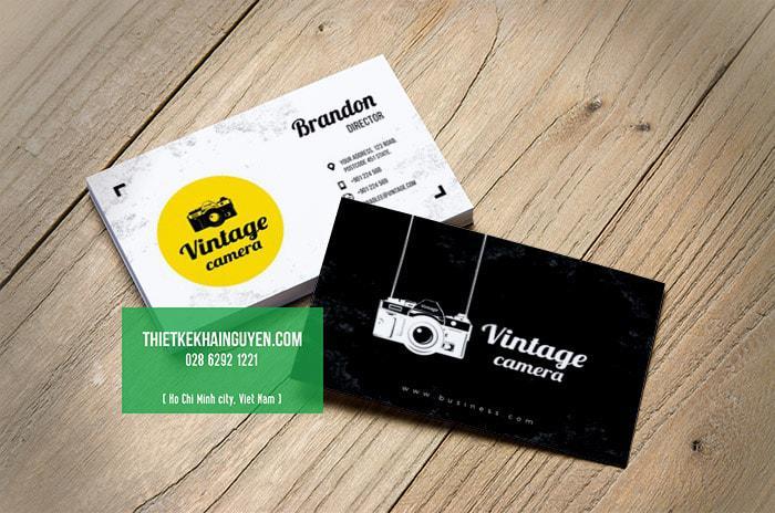 Template name card miễn phí