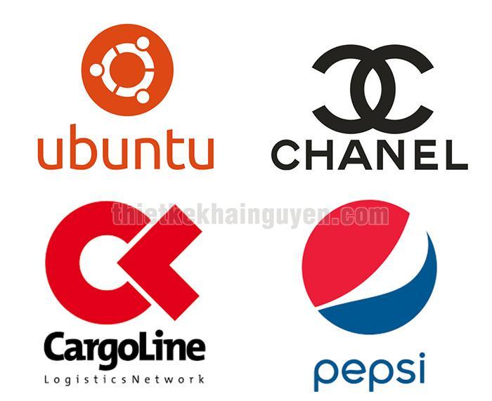 Thiết kế logo đa hình
