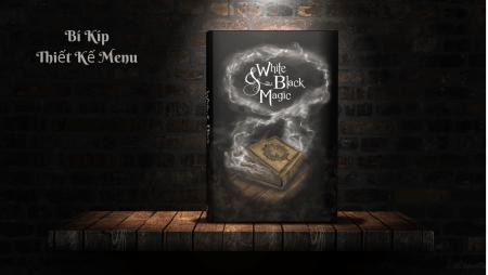 Bí kíp thiết kế menu siêu phẩm.