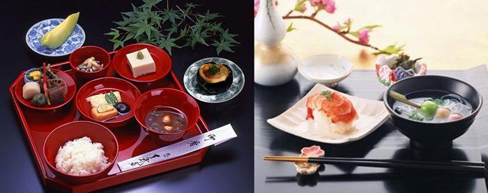 Những món ăn nổi tiếng khác của ẩm thực Nhật