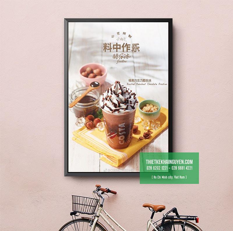 Quán cafe đẹp hơn với những mẫu menu trang trí ấn tượng thế này