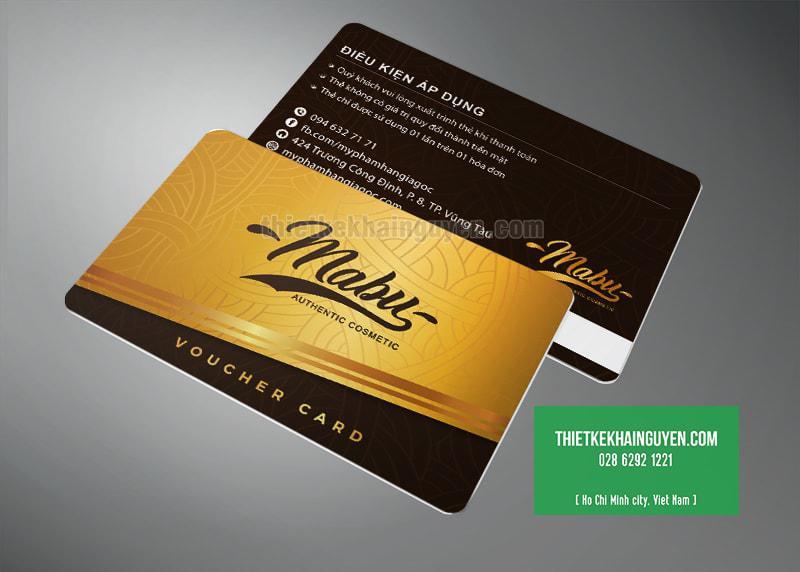 Điều khoản sử dụng rất quan trọng trên thẻ VIP