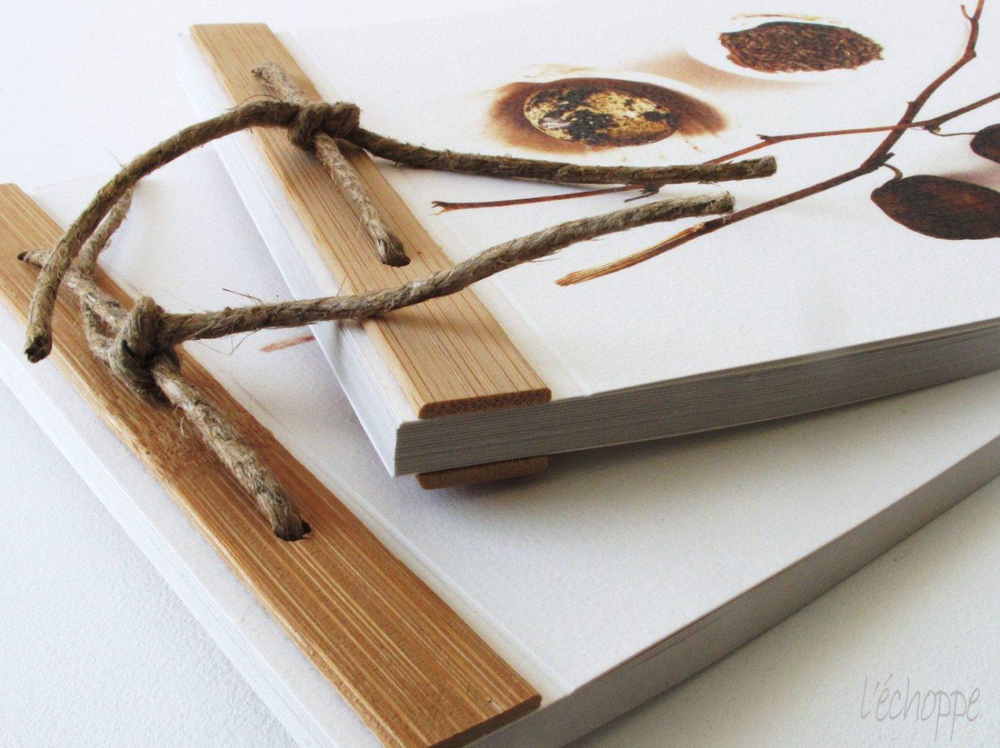 Nẹp menu bằng gỗ - đơn giản và thú vị