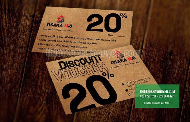 Nhà hàng OSAKA - Discount Voucher nhà hàng Nhật