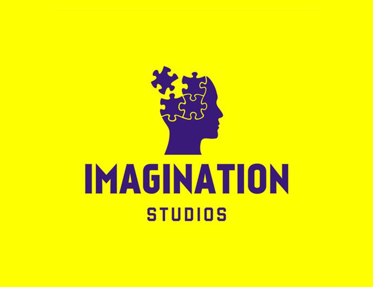 Màu sắc thiết kế logo - tím sáng tạo vàng rực rỡ