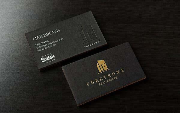 Businesscard với sự kết hợp hoàn hảo