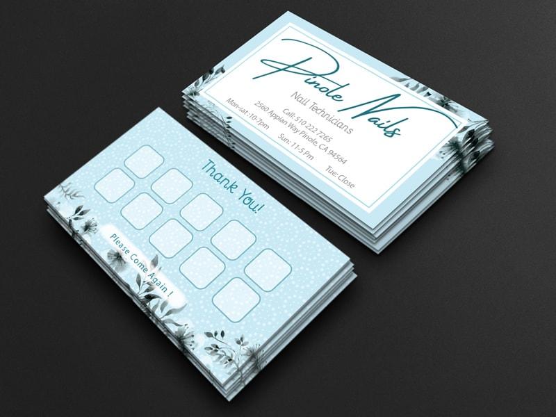 Nails Card vs Point Card một sự kết hợp hữu ích