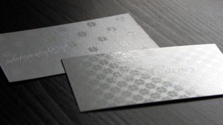 In name card UV cao cấp – UV spot card công nghệ đỉnh cao.