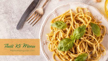 Top 7 cách trình bày thực đơn nhà hàng hiệu quả nhất.