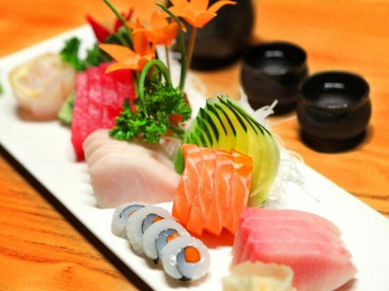 Sashimi món ngon Nhật Bản nổi tiếng khắp thế giới