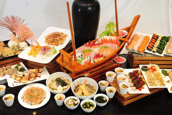 Những món ăn đặc trưng của Nhật Bản
