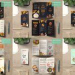 Giới thiệu mẫu brochure gấp 3 - brochure togo siêu đẹp
