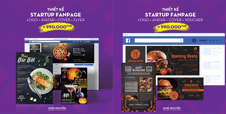 Thiết kế nhận diện online