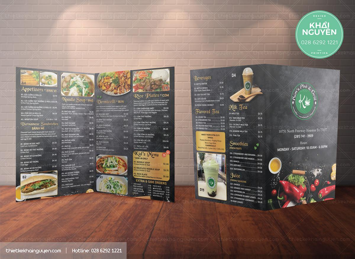 Nhà hàng, quán ăn cũng đã bắt đầu sử dụng menu togo
