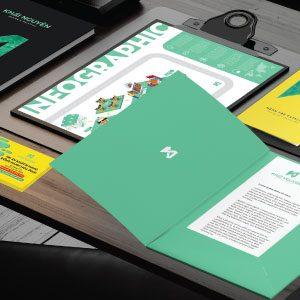 Branding design - thiết kế bộ nhận diện thương hiệu chuyên nghiệp