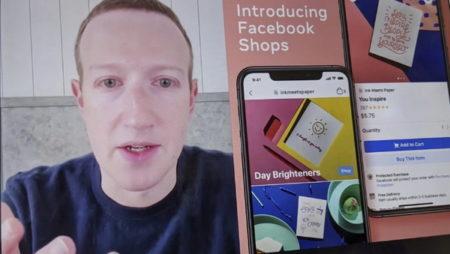 Ra mắt Facebook shop cơ hội vàng cho nhà bán lẻ.