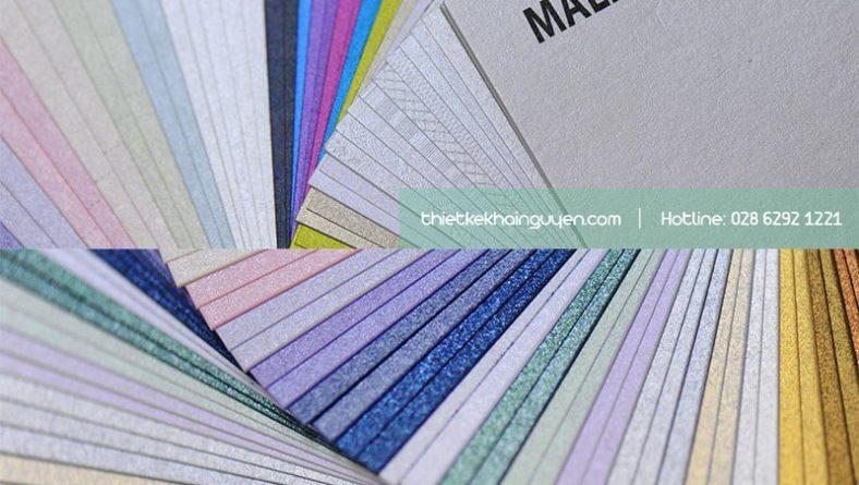In ấn menu giấy mỹ thuật đặc sắc