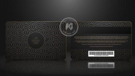 VIP Member Card Template – Mẫu thẻ VIP mới 2020