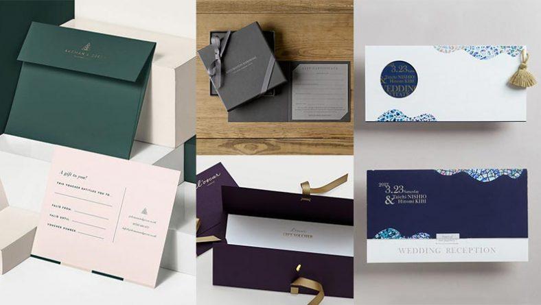 Bộ mẫu gift voucher sáng tạo đặc biệt