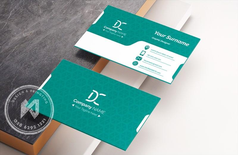 Thiết kế name card & kiểu bố cục mới lạ