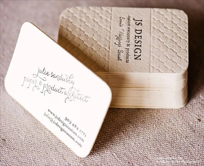 In name card lạ mắt tạo ra cú lừa thị giác tuyệt đỉnh