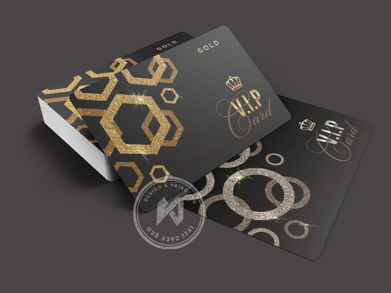 VIP-CARD Gold LUXURY cao cấp