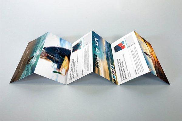 Mini Brochure book đa năng giúp bán hàng với doanh thu khủng.