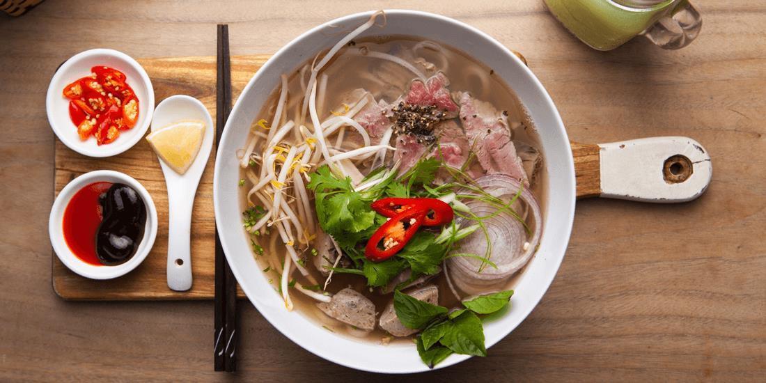 Món phở Việt nổi tiếng thế giới
