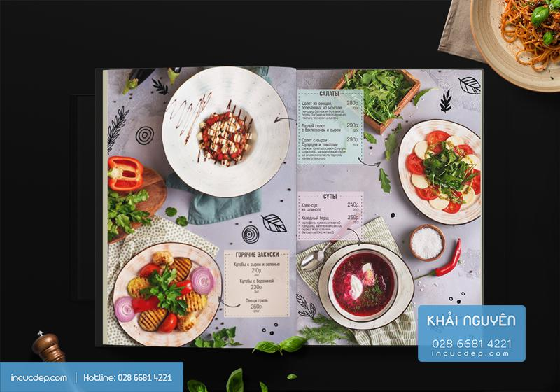 Những món Soup đặc trưng trong ẩm thực Nga