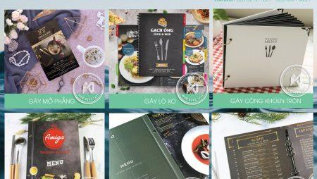 In menu tphcm – Full bộ menu thực đơn tốt nhất cho năm 2020