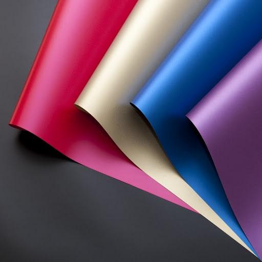 Dòng giấy mỹ thuật silk cao cấp