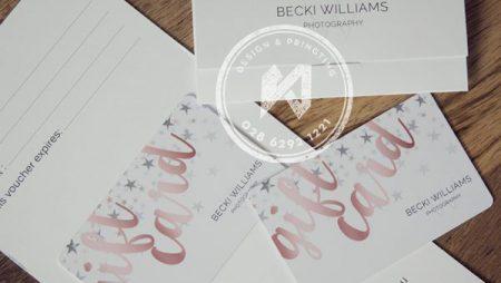 5 kiểu in gift card sang trọng giúp nâng tầm thương hiệu.