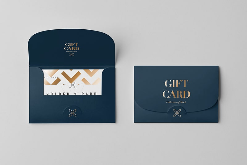Gift card - VIP card chuyên nghiệp