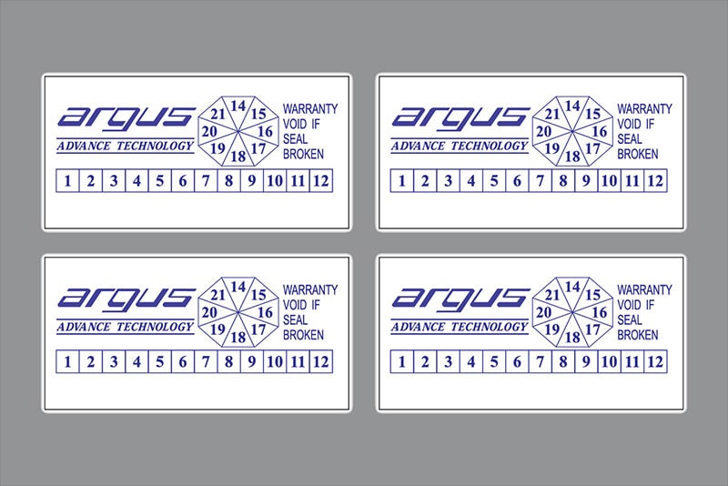 Địa chỉ in ấn tem bảo hành kèm logo tốt nhất HCM