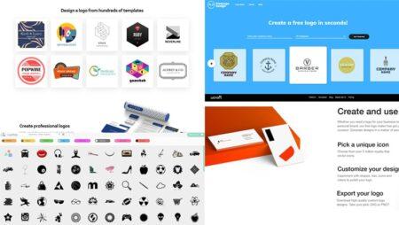 4 công cụ thiết kế logo miễn phí tốt nhất hiện nay